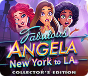 Fabulous: Angela New York to LA Collector's Edition