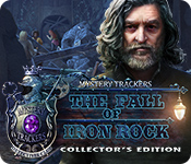Mystery Trackers: The Fall of Iron Rock Collector's Edition