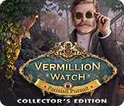 Vermillion Watch: Parisian Pursuit Collector's Edition